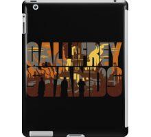 Gallifrey Stands iPad Case/Skin