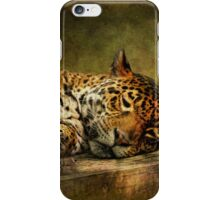 Wake Up, Sleepyhead!! iPhone Case/Skin
