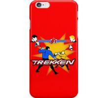 TREKKEN iPhone Case/Skin