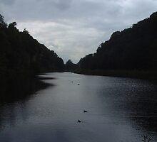 Crag Water by Mischa