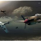 desert hawks by victor
