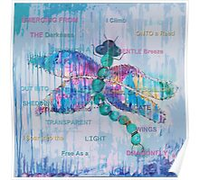 Journey of the Dragonfly Poster