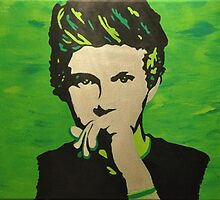 Niall Horan Pop-Art Portrait by May92
