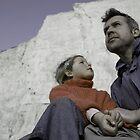daughter's gaze... by rovingeyephotography