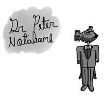 Dr Peter Notabomb by EasilyObsessed