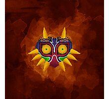 Majora's Mask Paint Photographic Print