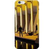 Rythm in architecture iPhone Case/Skin