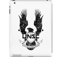 UNSC LOGO HALO 4 - GRUNT DISTRESSED LOOK iPad Case/Skin