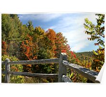 Autumns Splendor  Poster