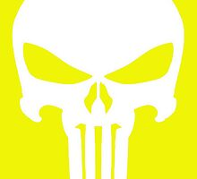 Punisher (white) by D77TheDigArtisT