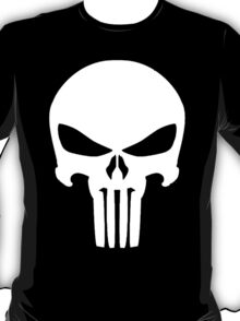 Punisher (white) T-Shirt