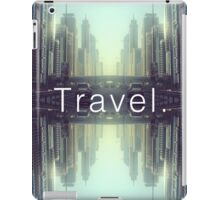 Travel. Dubai iPad Case/Skin