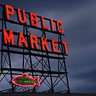 Pike Place #3 by Shaun McDougle