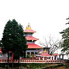 The Lama dwelling by Joydeep