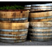 Barrels by tonilouise