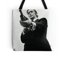 Don't fuck with Mr. Caine. Tote Bag