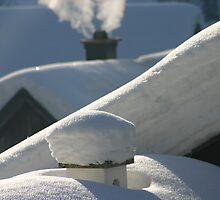 snow everywhere by kobak