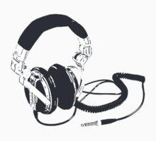Headphones by bails