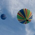 hot air balloons by etccdb