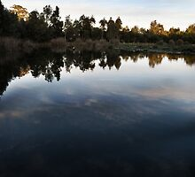 Mount Barker Wetlands, South Australia by Michael Humphrys