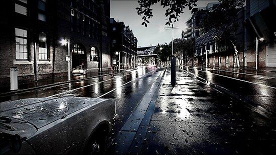 Dark CIty by hangingpixels