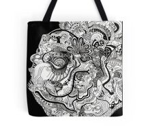 Insanity of Life Tote Bag
