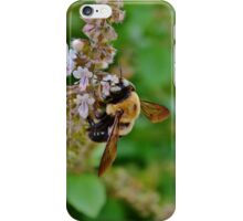 The nature of the bee iPhone Case/Skin