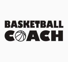 Basketball coach Kids Clothes
