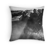 Long Road Home Throw Pillow