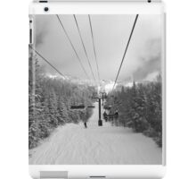 Down the Mountain iPad Case/Skin