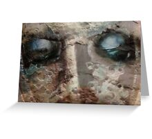 ~closer to the ground~ Greeting Card