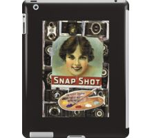 Snaphot(or The Art Of Drawing Without An Eraser) iPad Case/Skin