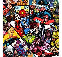 Marvel Photographic Print