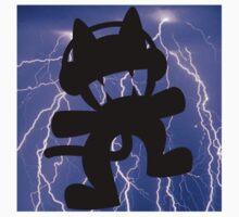 Monstercat -  Lightning Edit  T-Shirt