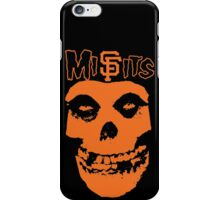 SF Misfits (NOW WITH BETTER COLOR!) iPhone Case/Skin