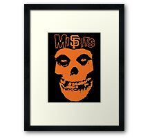 SF Misfits (NOW WITH BETTER COLOR!) Framed Print