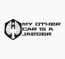 My Other Car Is A Jaeger by evanmayer