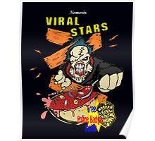 Nemesis Viral Stars Cereal Poster