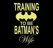 Training To Be Batman's Wife by emdemapparel
