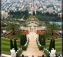 Galilee Gardens by Pete Chapman