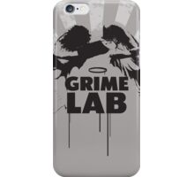 Grime Lab Angel iPhone Case/Skin