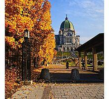 Oratoire Saint-Joseph du Mont-Royal (Saint Joseph's Oratory of Mount Royal) - no.5 by Solomon Walker