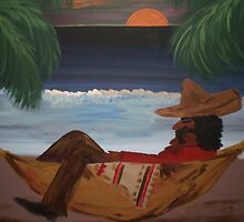 Lazy Summer Days by Steven Slusher