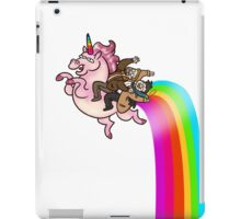 Platonic Unicorn iPad Case/Skin