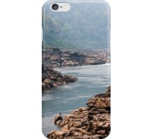 A last glimpse of Nam Kading river iPhone Case/Skin