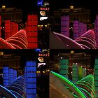 Las Vegas Neon x4 by urbanphotos