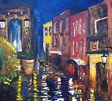Fresh Rain II by Trisha Lamoreaux