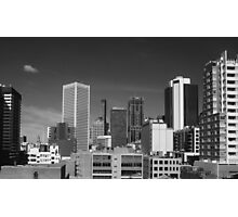 Skyline Photographic Print