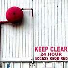 """24 Hour Access"" by Coralie Pittman"