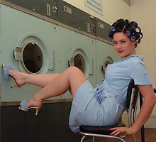 Laundry Day by Jo O'Brien
